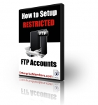 How to Setup Restricted FTP Accounts