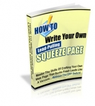 How to Write Your Own Lead Pulling Squeeze Pages