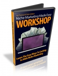 Niche Marketing Made Easy - Video Workshop