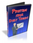 Profiting From Daily Trends