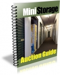Mini Storage Auction Guide (PLR)
