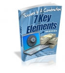 7 Key Elements to Online Success (PLR)