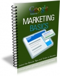 Google AdSense Marketing Basics (PLR)
