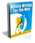 Article Writing for the Web - Newsletter Series (PLR)
