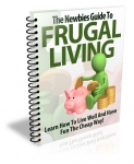 Newbies Guide to Frugal Living (PLR)