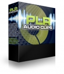 PLR Audio Clips 3 - Background Music Series (PLR)